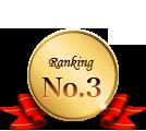 ランキングNo.3